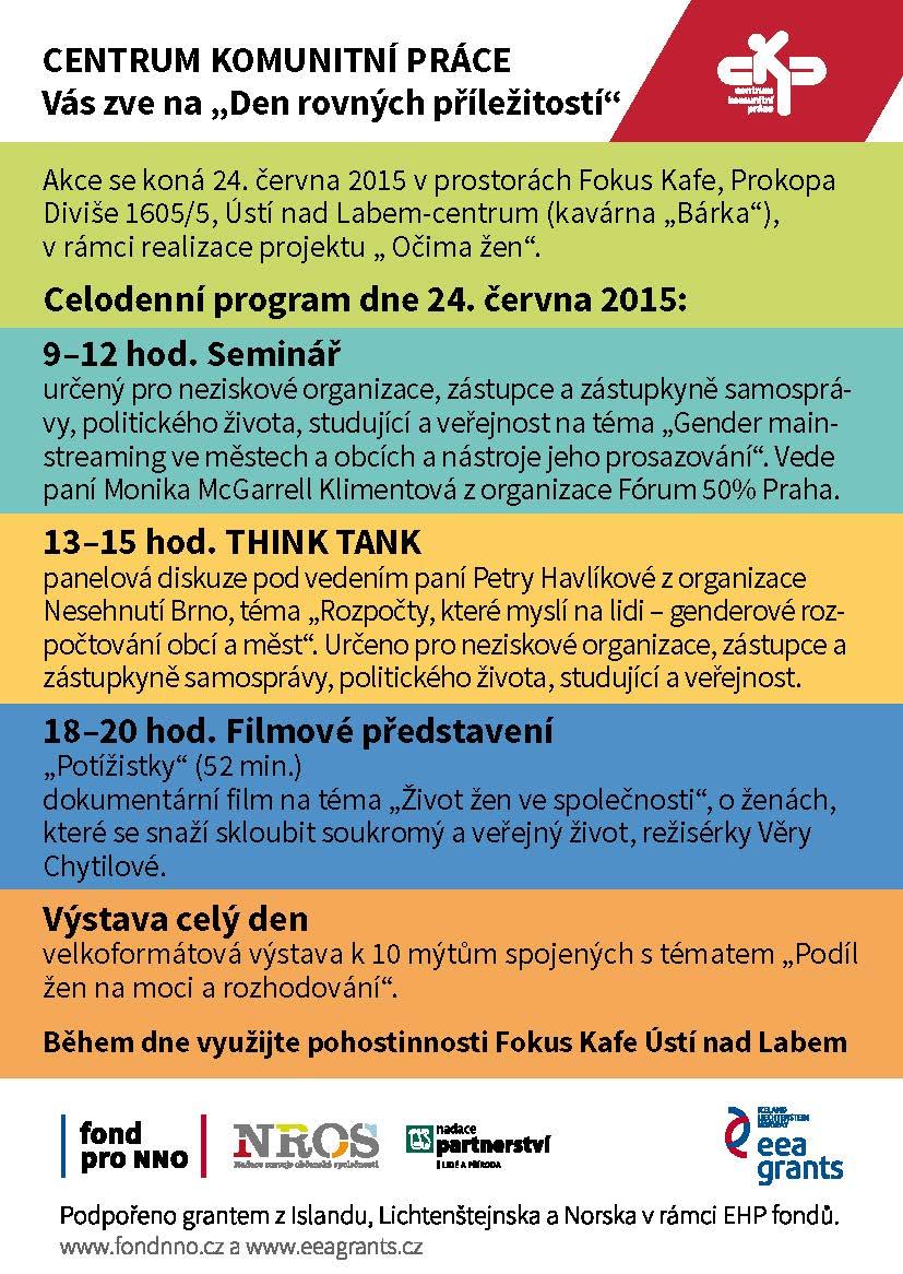 Den rovnych_CKP_Fokus Kafe_pozvanka