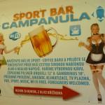 Sport bar Campanula