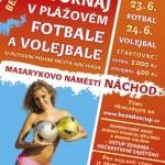 Turnaj ve volejbalu_Markéta Sergejko_Náchod