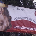 reklama - stavebniny