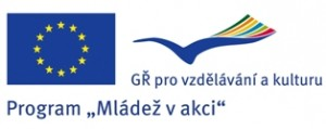 Mládež v akci logo